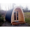 Luksus camping pod 3m