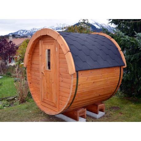 Sauna Tønde 1