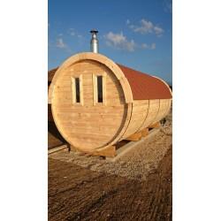 Sauna Tønde 7
