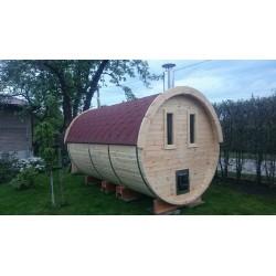Sauna Tønde 5