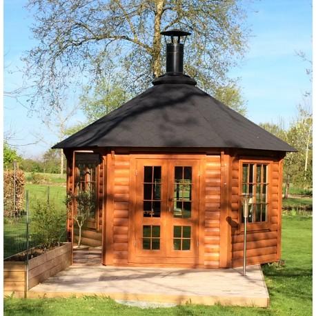 Grill pavilion 9,2 kvm