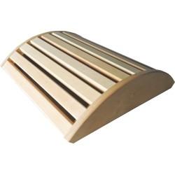 Hovedstøtte til sauna
